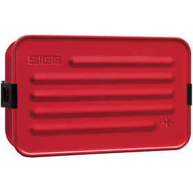 Sigg Plus Metal Box L rot